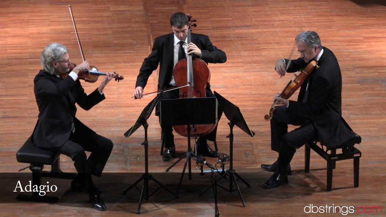 Mozart Divertimento in mi bemolle maggiore K. 563 (Gran Trio)